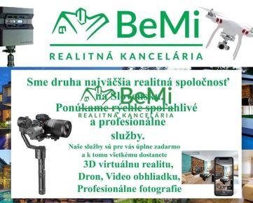 Hľadáme stavebný pozemok pre nášho klienta v okrese Košice a Košice okolie