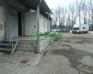 Na prenájom 198 m2 (sklad + kancelária) Banská Bystrica (ID-394-27-ZUS)