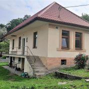 Rodinný dom 111m2, čiastočná rekonštrukcia
