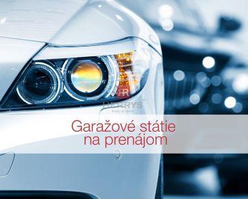 HERRYS - Na prenájom garážové státie v novostavbe Limea Residence v Záhorskej Bystrici