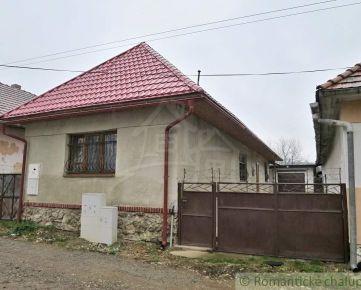 Ihneď obývateľný dom v obci Jasov