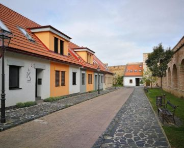 2-izbový smart home apartmán v centre mesta Trnava