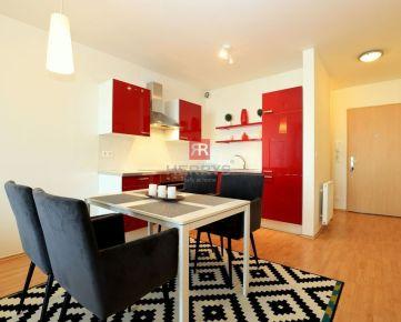 HERRYS - Na prenájom priestranný 2 izbový byt vo vynikajúcej lokalite s garážovým státím