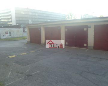 Prenájom samostatnej garáže v Bratislave na Štrkovci