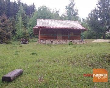 Exkluzívne na predaj pozemok v krásnom prostredí  katastra obce Kokava nad Rimavicou v časti Háj