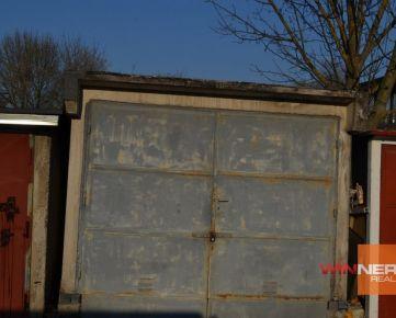 Exkluzívna ponuka! Ponúkame na predaj garáž pri Smrečine, Uhlisko, Banská Bystrica