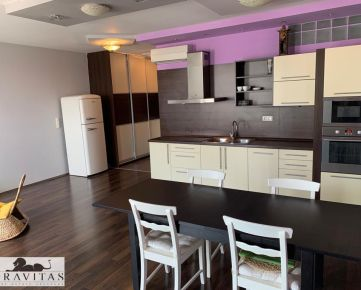 Veľký 1- izbový byt v novostavbe s pekným výhľadom na mesto,Bosákova ulica, Petržalka