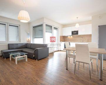 HERRYS - Na prenájom moderný 3 izbový byt v novostavba Jégeho Alej s parkovacím miestom