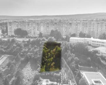Pozemok na výstavbu, výhľad na Košice-Juh