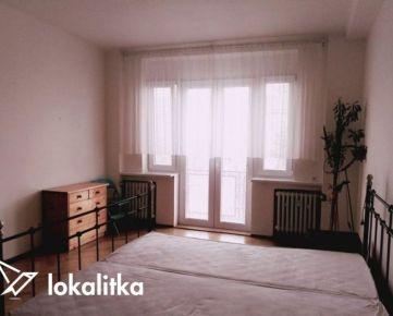 Veľký 2-izbový byt na Justičnej ulici v Starom Meste
