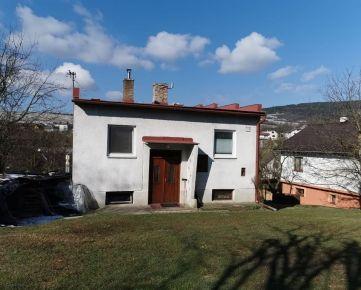 Dražba rodinného domu v obci Hermanovce