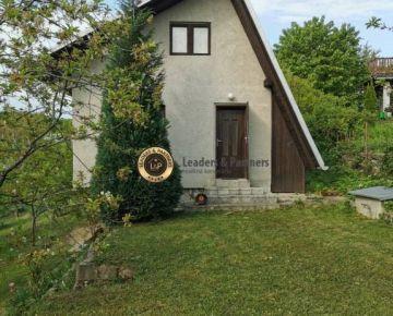 Murovaná hata Košice - Kavečany, vl. studňa, el. , sauna, altánok