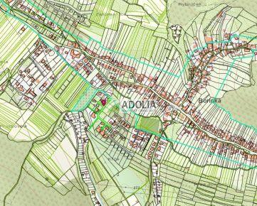 Pozemok v Borinke pripravený na výstavbu RD - zastavanosť 30%