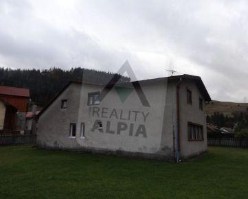 Predaj chaty v obci Mlynky-Palcmanská Maša