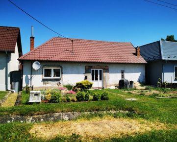 Dražba rodinného domu v obci Vaďovce