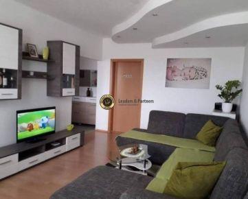 Predaj, zrekonštruovaný 3 izb. byt s balkónom v Seredi