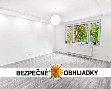 Najlacnejsibyt.sk: BAV - Petržalka, Švabinského ul., 3-izbový, 73,55 m2, kompletná rekonštrukcia jún 2020