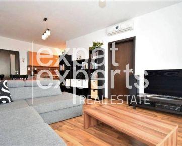 Priestranný 2i byt, 74 m2, zariadený, lodžia