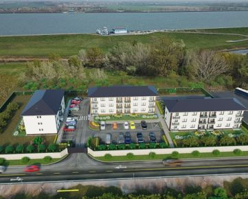 Predaj – 2-izbové byty v novostavbe v blízkosti Bratislavy
