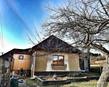 Útulný dom/chalupa v peknom prostredí Budínskych lazov