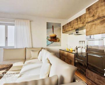 NA PREDAJ   2 izbový byt 52m2 + veľká terasa - Rezidencia Kožušnícka / dom A
