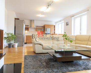 4 izbový byt Žilina na prenájom, v centre mesta