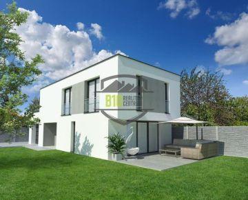 Novostavba -  moderný  poschodový dom s výbornou dispozíciou v obci Beladice