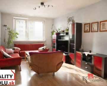 3 izbový byt Bratislava-Podunajské Biskupice na predaj, vo výbornej lokalite.
