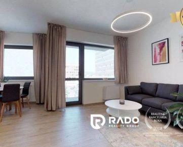 Prenájom 2-izb. bytu v novostavbe - Trenčín