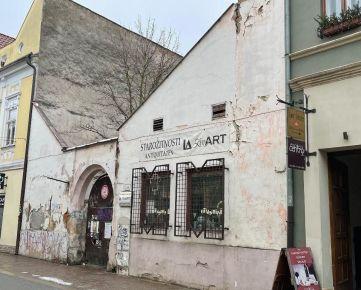 Meštiansky dom Košice - Kováčska ulica