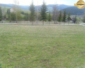 Predaj. pozemok na výstavbu v Dlhej nad Kysucou