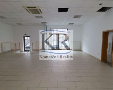 Obchodné priestory na prenájom, 80m2, centrum mesta Trnava, Vajanského, cena dohodou