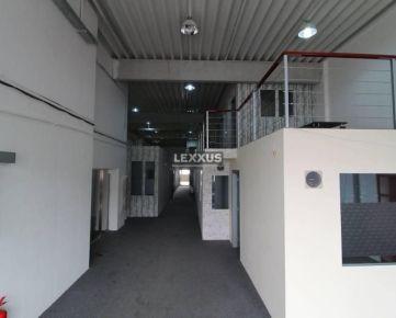 LEXXUS-PRENÁJOM, Špecifické skladové priestory 405 m2, BA III.