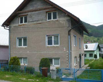 Predaj Rodinného domu v  Ružomberku,Biely Potok