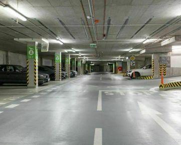 Predaj parkovacieho miesta v podzemnej garáži City Park Ružinov