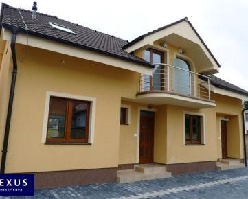 Prenájom, novostavba 4-izbového rodinného domu (DOM č.2) v príjemnej časti Podunajských Biskupíc, CENA VRÁTANE ENERGIÍ