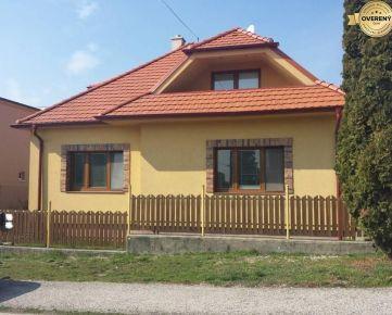 PREDAJ - 4 izbový rodinný dom - Nitra, Chrenová