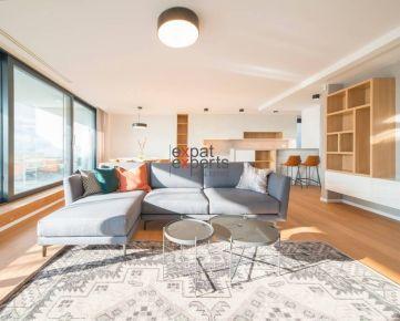 2 nadštandardné byty na predaj, terasy, záhrada, parkovanie, Slavín