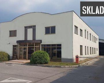 Prenájom industriálneho areálu 5.532 m² - Trenčín / Industrial premises for lease- Trenčín