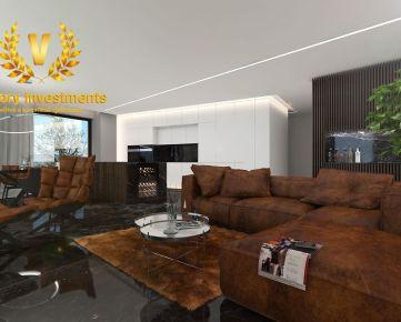 PREDAJ! Lukratívny 4 izbový byt (PENTHOUSE) v novostavbe Banská Bystrica