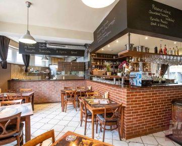 Hľadá sa investor postúpenia nájmu prosperujúcej reštaurácie