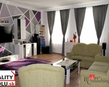 Na predaj veľký 3 izbový byt v centre Trnavy