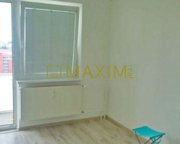 NOVO zariadený 2- izbový byt s veľkou loggiou a perfektným výhľadom na ulici Račianska
