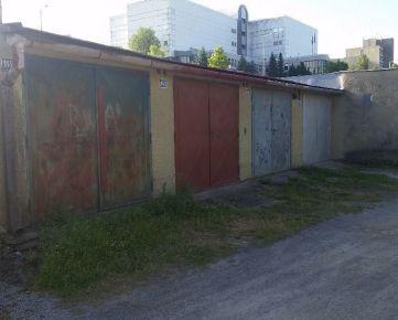 GARÁŽ - prenájom, BB - Bakossova ulica