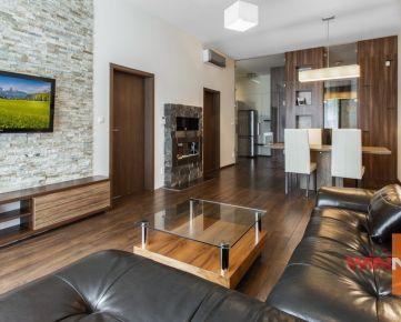 INVESTIČNÁ PRÍLEŽITOSŤ, nadštandardný 2i byt 70 m2, novostavba Five Star Residence