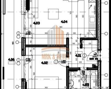 2 izbový byt v novostavbe SKYBOX na ulici Pajštúnska