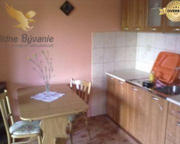 Útulný 1 izbový byt prenájom Nitra