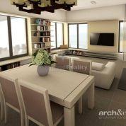 2-izb. byt 73m2, novostavba