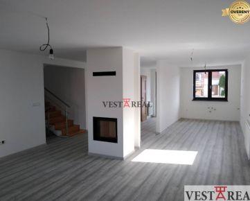 Na predaj novostavba rodinného domu 6+1 s garážou, Trnava - Modranka
