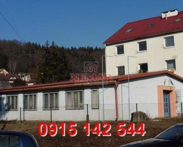 Na predaj montovaná ubytovňa v Detve- EXKLUZÍVNE !!!